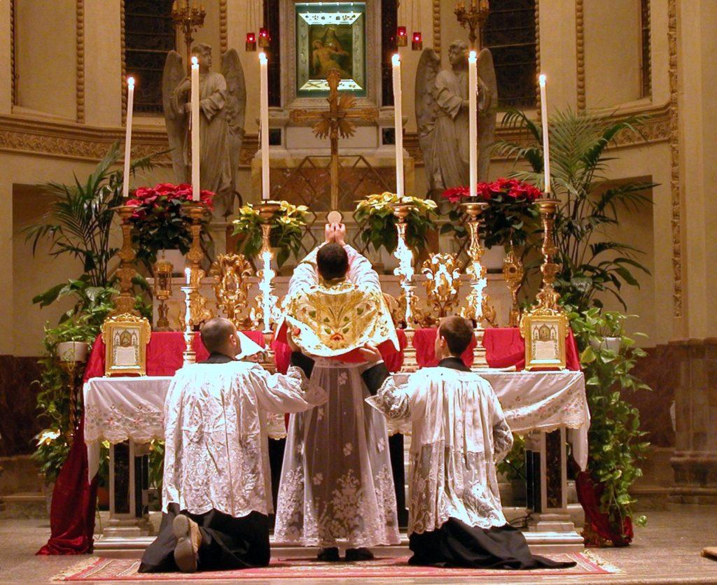 S.Messa in rito Antico